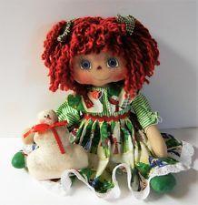 "Primitive Raggedy Ann Doll ""JESSIE"" CHRISTMAS IN JULY RAGGEDY HANDMADE SNOWMAN Christmas In July, Christmas Ornaments, Homemade Dolls, Ann Doll, Primitive Snowmen, Raggedy Ann And Andy, Doll Patterns, Jessie, Annie"