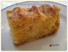 Any secret...: La torta di mele di casa Any