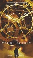 he Magic Factory tells the story of 11 year old Oliver Blue, a boy unloved by his hateful family. Oliver knows he is different, and senses that he holds powers that others do not. Obsessed with inventions, Oliver is determined to escape his horrible life and make his mark on the world. When Oliver is moved to yet another awful house he is put into in a new sixth grade, one even more terrifying than the last. He is bullied and excluded, and sees no way out. No Way Out, Fantasy Fiction, Sixth Grade, Time Travel, Bullying, Inventions, Ocean, Magic, Blue
