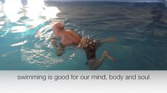 Learning to swim with The Mind/Body Awareness Programme guides the student in understanding how to work with their fear through breath control and developing. Learn To Swim, Body And Soul, Mindfulness, Journey, Swimming, Swim, The Journey, Consciousness, Awareness Ribbons