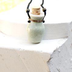 AROMATHERAPY DIFFUSER LOCKET, diffuser jewelry, essential oil diffuser necklace, diffuser locket, Wearable Clay, eggshell pendant