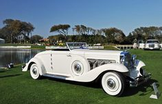 The most beautiful cars: Duesenberg