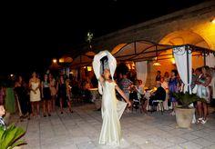 animazione per matrimonio lecce bari gruppo Paolo e Dalila Live