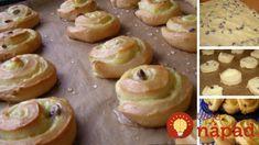 Vynikajúce pudingové pečivo Doughnut, Desserts, Food, Basket, Tailgate Desserts, Deserts, Essen, Postres, Meals