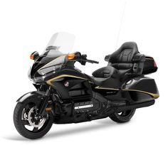 2016 Honda Gold Wing Review / Specs - 1800cc Touring Motorcycle