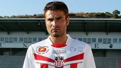 Adrian Mutu, Romanian footballer, who plays as a forward or winger for Liga I club Petrolul Ploiești. He has played 77 matcher with Romanian National Football Team and he has signed 35 goals with it. He won 1 Serie A with Juventus