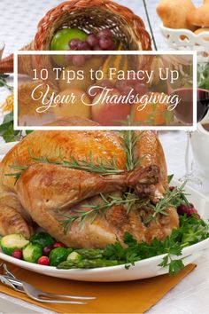 If you're planning to host Thanksgiving this year, you're probably already thinking about the basics. What size turkey to get, whether you'll need to put the expanding thing-y in the table, and what sides you'll be preparing. But you may not yet be considering the details, and that's where you can make a big difference. To take your Thanksgiving to the next level, try these 10 tips!