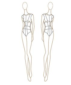 CAD female fashion, fashion sketches, fashion template, fashion design, art, fashion figures, illustr templat, fashion illustration template, fashion illustrations