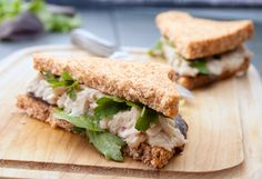 Phase 1 FMD Makeover: No-mayo creamy tuna salad inspired by a reader's recipe! Get the details on our blog.