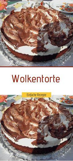 Octopus Recipes, Austrian Recipes, Brownie Cake, Cupcake Cookies, No Bake Cake, Tiramisu, Baking Recipes, Sweets, Chocolate