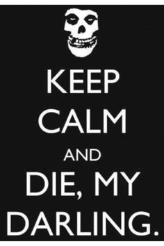 Misfits keep calm