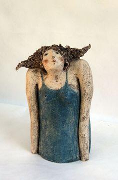 Anne-Sophie Gilloen: sculpture her work is so express