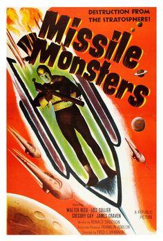 Comprar Missile Monsters [1958] en KinoGallery