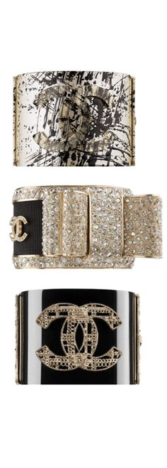 Chanel Cuffs