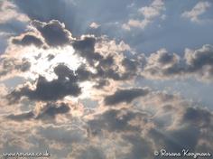 Clouds. #sunrise #sun #sky #morning #clouds
