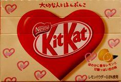 KitKat Lemon – Japan