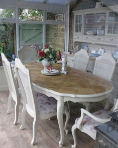 French Country Dining Room Decor Ideas (23)