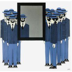 Γαϊτης Γιάννης-Le miroir no.3