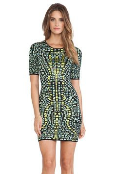 Helen Knit Dress  Parker  #REVOLVEclothing