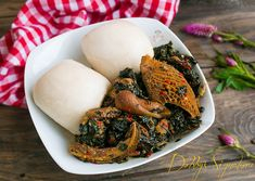 Dobby's Signature:Nigerian Food| Nigerian Recipes| How to Cook Nigerian Cuisines| African Food Blog: Soup Recipes