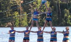 t's summertime, so you know what that means: time to check out the Central Wisconsin Water Ski Show Team! Join them for fun, family-friendly performances at 6:30pm every Thursday night in Mosinee.