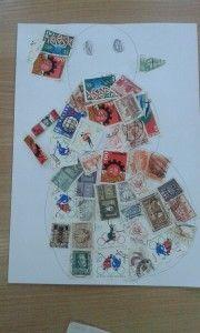 Warsztaty ze znaczkami pocztowymi w roli głównej w Szkole Podstawowej nr 166 w Warszawie