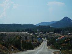 Granica chorwacko-bośniacka... nieprzejezdna dla Polaków.