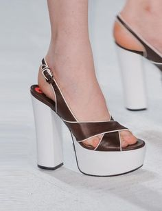 Fashion Week SS14: Shoes | ELLE UK Michael Kors
