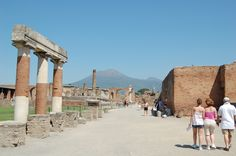Mount Venusian & Pompei