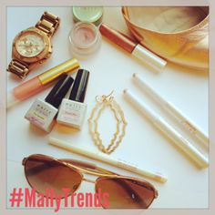 Last day to save on your #rosegold favorites! I pulled my most-loved rose gold products & made them 25% off! #MallyTrends