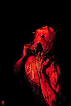 Daredevil (By: #AlexMaleev)