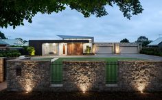 Marsh House, by LSA Architects.