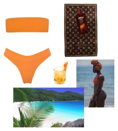 """""""👩🏿"""" by alzbetastr ❤ liked on Polyvore featuring Louis Vuitton"""