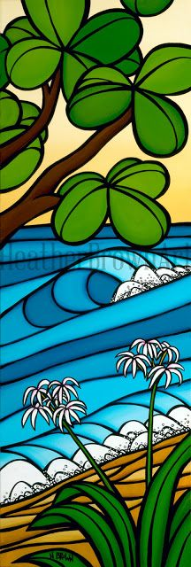 The Surf Art of Heather Brown: Heather Brown Japan Fall Surf Art Tour 2015 wrap u...