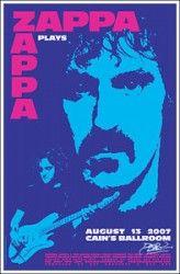 #Tulsa OK Merchandise / #ZAPPA PLAYS ZAPPA Original Tulsa Cain's Ballroom 2007 #Signed Concert #Poster - Geebo
