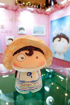 Oowa Exhibition by Jeanie Leung, Jan-Feb 2013