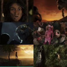 Mowgli trailer leaked: First look at Christian Bale as Bagheera and Benedict Cumberbatch as Shere Khan is incredible – First Live News