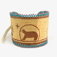 Beyond Buckskin Boutique Beadwork, Beading, Birch Bark Crafts, Native American Fashion, Ancestry, Turtles, Cuff Bracelets, Baskets, Boutique