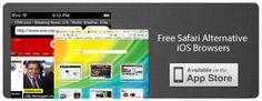 7 Free iOS Alternative Web Browsers
