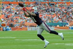 Nordstrom's Best: Patriots at Dolphins - 12/2/2012