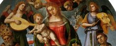 TICMUSart: TICMUSart: Madonna and Child with Saints - Luca Signorelli (detalle) (I.M.)