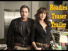 "ROADIES Teaser Trailer: ""Like a Fellini Film Crossed With a 'Monkees' Ep..."