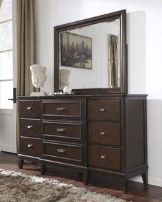 Larimer Dresser & Mirror