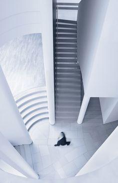 MMK Museum für Moderne Kunst by Marzena Wieczorek