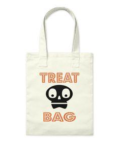 Skull treat bag | Teespring