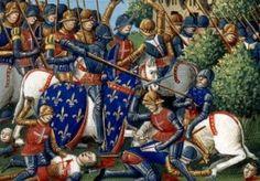 La guerra era una fuente de riqueza para un soldado en la Baja Edad Media