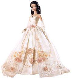 d49e86cba Bonecas, Vestido Barbie, Roupas Barbie, Vestidos De Princesa, Modelos  Fashion, Vestidos