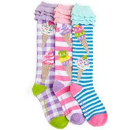 Smelly ice cream socks from Little Mismatched.