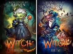 Instant cover art duo #PDC133 $100 for both. #middlegrade #halloween #horror #bookcover #bookcoverart Book Cover Art, Book Cover Design, Book Design, Ebook Cover, Halloween Horror, Books, Movie Posters, Fictional Characters, Libros