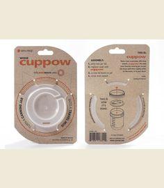 MASON JAR DRINKIN' LID - WIDE - converts your MASOn jars into TRAVel CUps. . genius!!!! Junk GYpSy co.